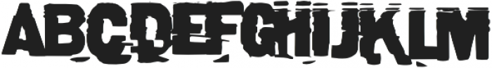 Odictums otf (400) Font LOWERCASE