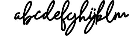 Odette Signature Font Font LOWERCASE