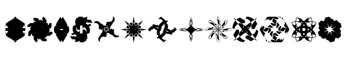 OddBats Font UPPERCASE