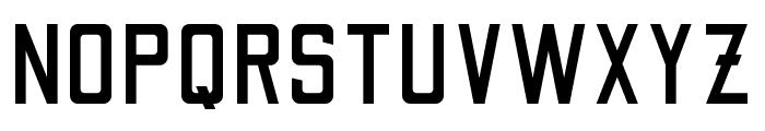 Odibee Sans Regular Font UPPERCASE