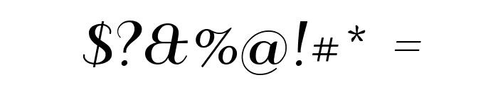 odstemplik Bold Font OTHER CHARS