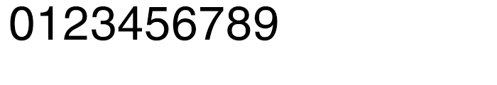 Odessa Regular Font OTHER CHARS