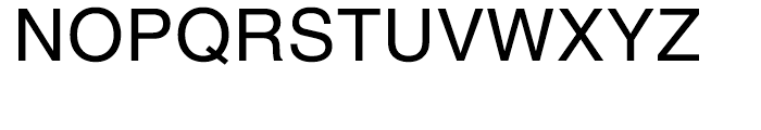 Odessa Regular Font UPPERCASE