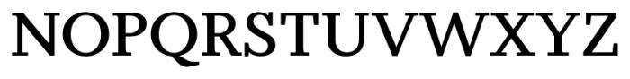 Odile Semi Bold Font UPPERCASE