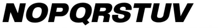 Oddlini Extra Black Se Expd UObli Font UPPERCASE