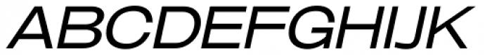 Oddlini Regular Ut Expd Ut Obli Font UPPERCASE