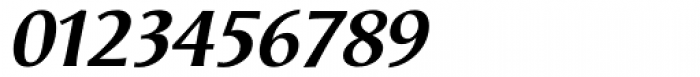 Odense Bold Italic Font OTHER CHARS