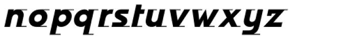Odyss Font LOWERCASE