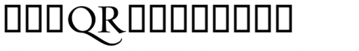 Odyssey Alternates Font LOWERCASE