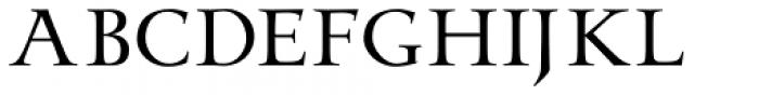 Odyssey Pro Font UPPERCASE