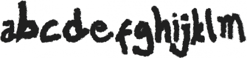 Oezoes otf (400) Font LOWERCASE