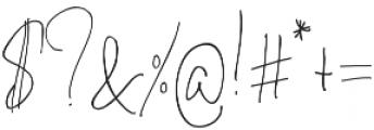 Officielle Regular otf (400) Font OTHER CHARS