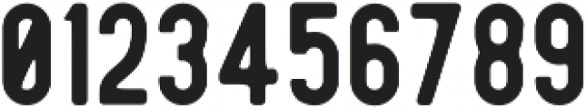 Offlander otf (400) Font OTHER CHARS
