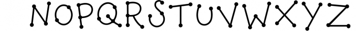 Offhand 1 Font LOWERCASE