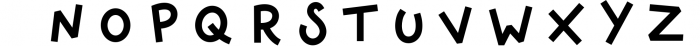 Offhand 7 Font LOWERCASE