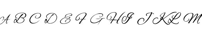 Offingapp Font UPPERCASE