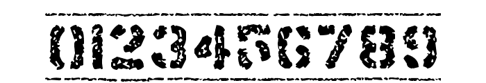 Offshore Banking Business Font OTHER CHARS