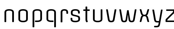 Offside Font LOWERCASE
