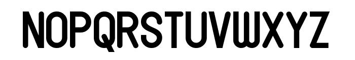 Offspring Remorse Font UPPERCASE