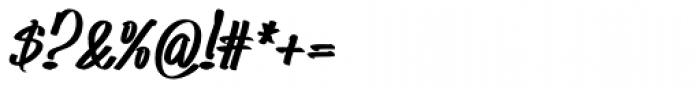 Oferta Black Font OTHER CHARS