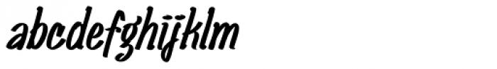 Oferta Black Font LOWERCASE