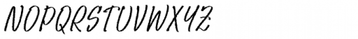 Oferta Rough Light Font UPPERCASE