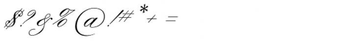 Office Script DT ALternate Regular Font OTHER CHARS