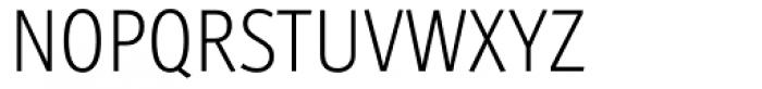 Officina Display Light Font UPPERCASE