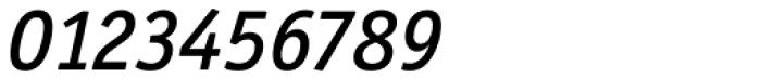 Officina Sans Std Medium Italic Font OTHER CHARS