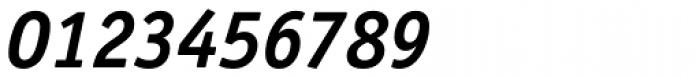 Officina Serif Pro Bold Italic Font OTHER CHARS