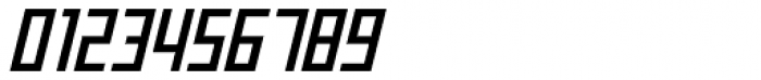 Offroad Expanded Oblique Font OTHER CHARS