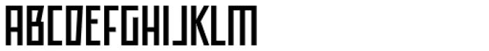 Offroad Regular Font UPPERCASE