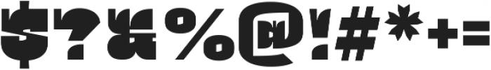 Ogonyok ttf (400) Font OTHER CHARS