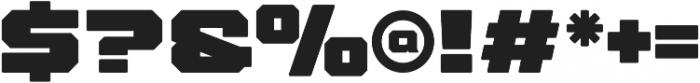 Ogra Sans otf (400) Font OTHER CHARS