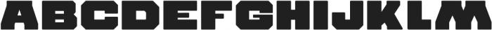 Ogra Sans otf (400) Font UPPERCASE