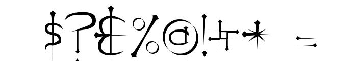 Ogilvie Regular Font OTHER CHARS