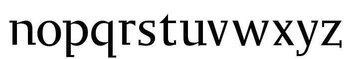 OgiremaSlab Font LOWERCASE
