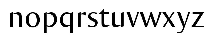 Ogirema Font LOWERCASE