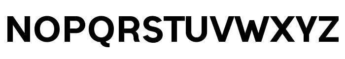 Ogonek Unicase Font UPPERCASE