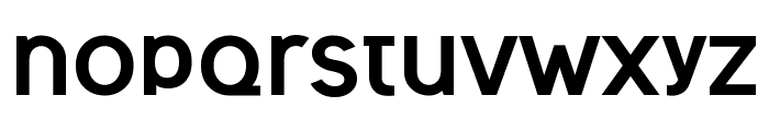 Ogonek Unicase Font LOWERCASE