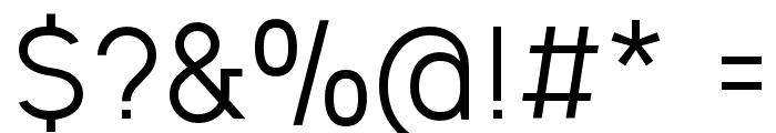 Ogonek Font OTHER CHARS