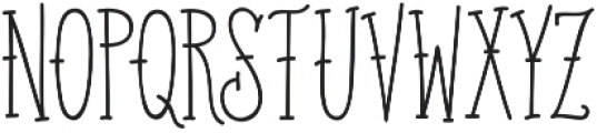 OHSailors Tattoo otf (400) Font LOWERCASE