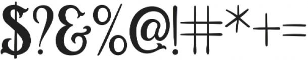 OHSeashells otf (400) Font OTHER CHARS