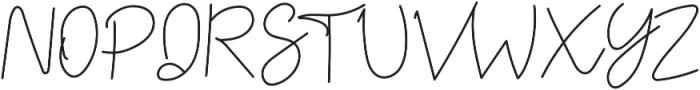 oh candy script font regular script otf (400) Font UPPERCASE