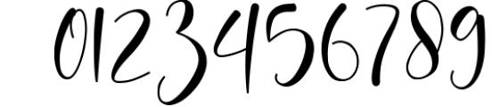Oh Beloved Script Font OTHER CHARS