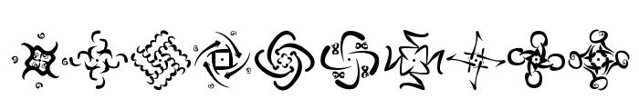 OhRosetta Font OTHER CHARS