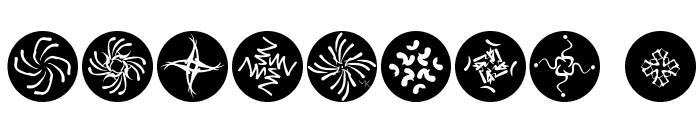 OhRosettaDiscus Font OTHER CHARS