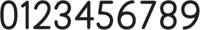 OI Sans Regular otf (400) Font OTHER CHARS