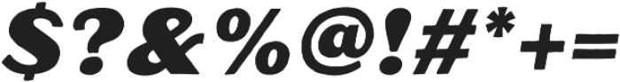 Oilvare Base otf (400) Font OTHER CHARS