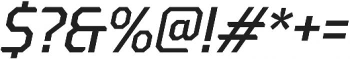 Oita otf (500) Font OTHER CHARS